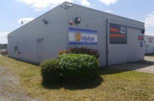 Photo de la concession Idylcar Nantes