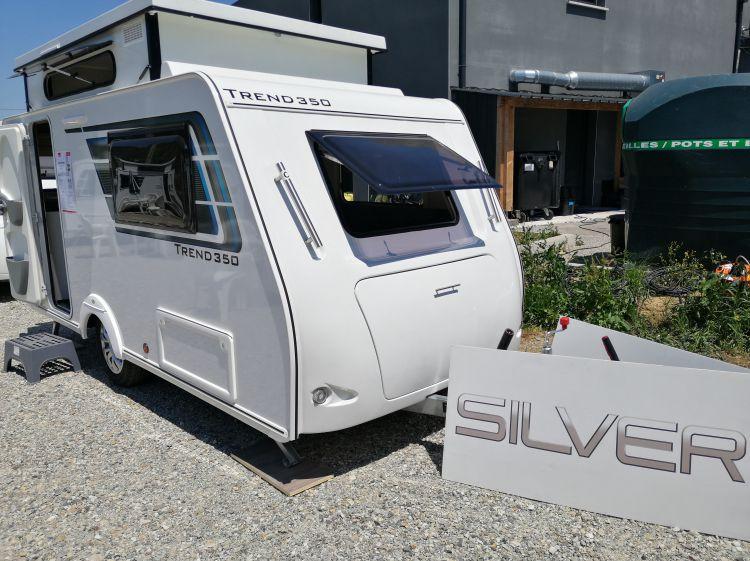 """""""EN ARRIVAGE 2022 """" Silver Trend 350"""