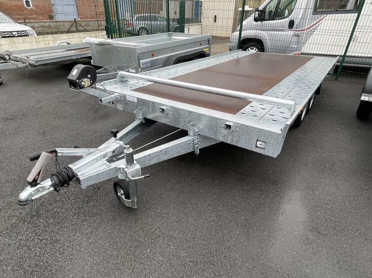 Remorque Neuf Franc PV PRO 270 avec plancher