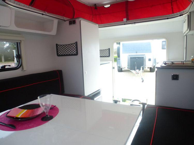 Caravane Neuf Silver 300 RACING toute équipée, péages gratuits