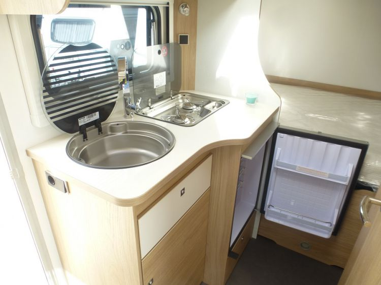 Caravane Neuf La Mancelle FANTAISY 360 Ultra compacte, toute équipée