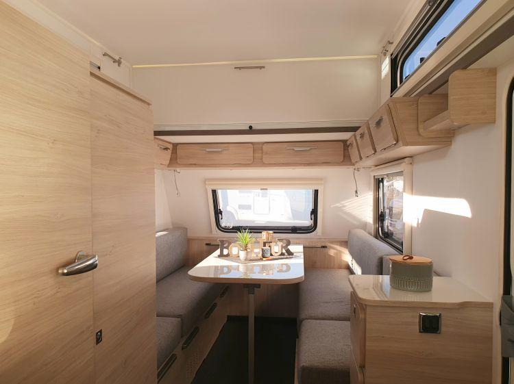 Caravane Neuf Silver Trend 350