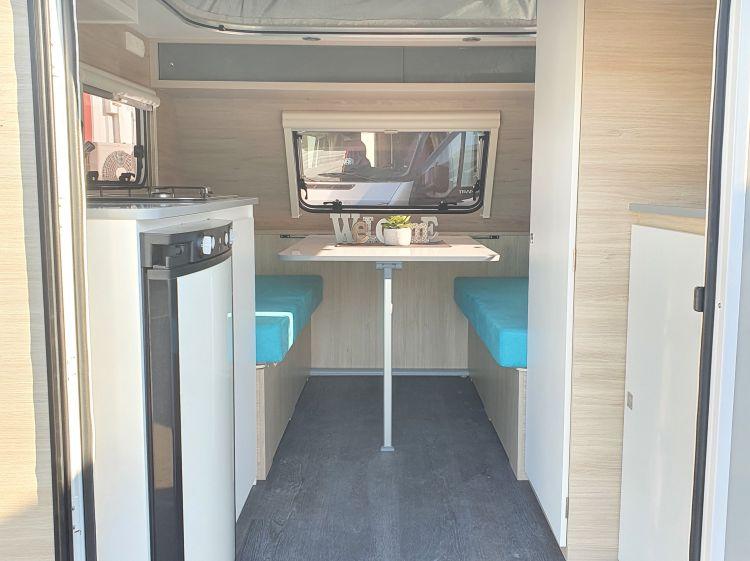 Caravane Neuf Mini Freestyle 270
