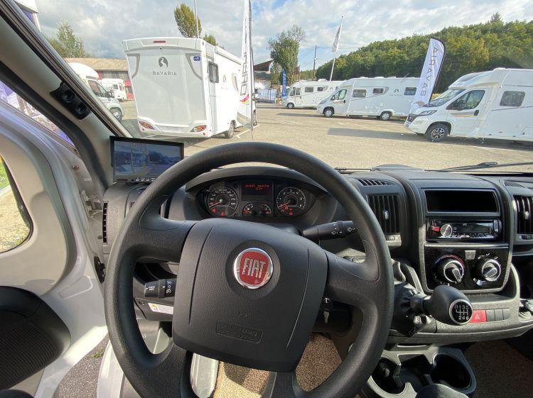 Fourgon aménagé Occasion Pilote V600G