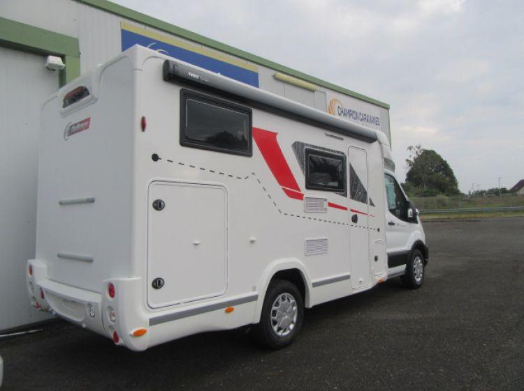Camping-car Neuf Challenger S217 GA Start Edition