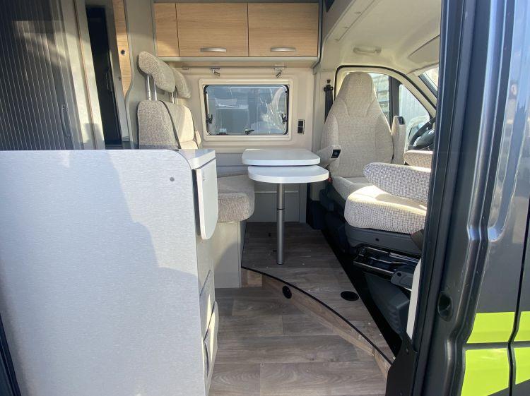 Fourgon aménagé Neuf Hymer Camper Vans HYMER CAMPER VAN FREE 600 CROSSOVER