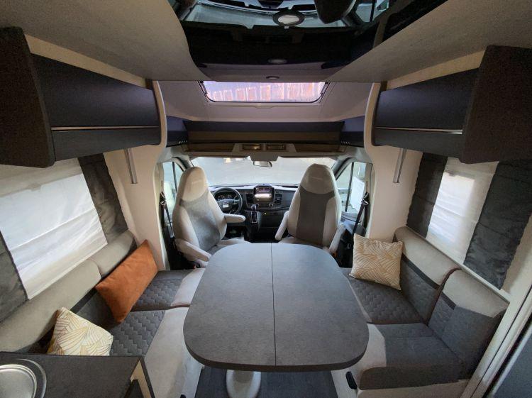 Camping-car Neuf Chausson 777 GA TITANIUM PREMIUM