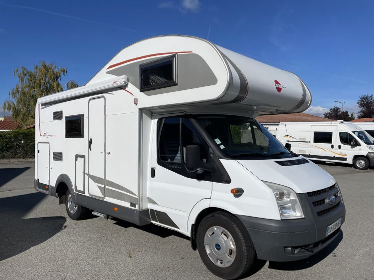Camping-car Occasion  BURSTNER NEXXO A 570