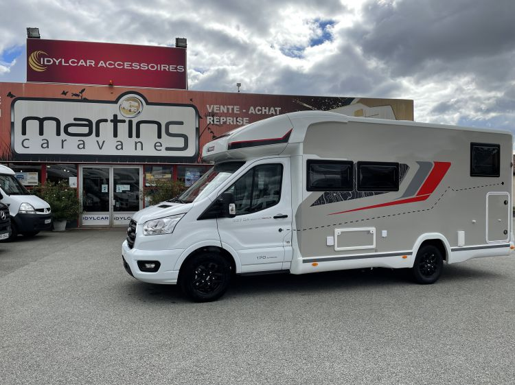 Camping-car Neuf  337 GRAPHITE PREMIUM