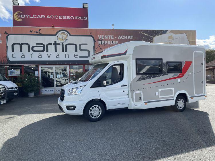 Camping-car Neuf  CHALLENGER 250 GRAPHITE PREMIUM