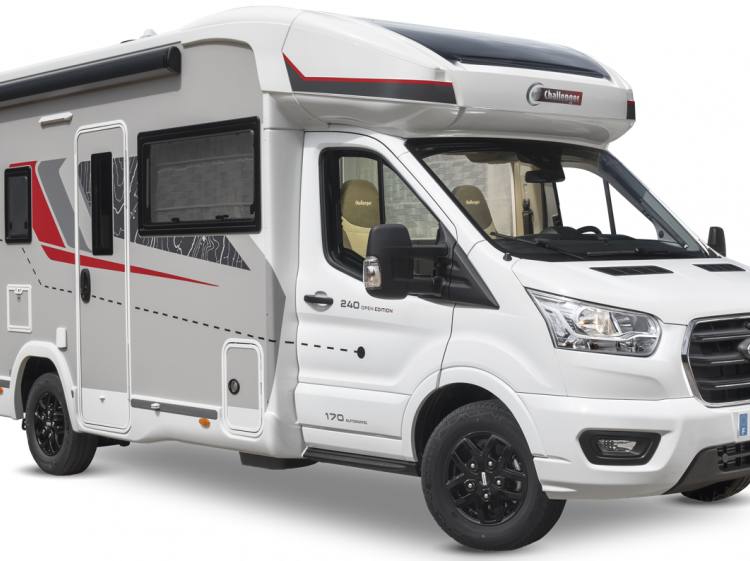 Camping-car Neuf  CHALLENGER 240 OPEN EDITION