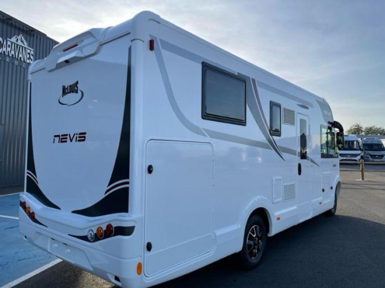 Camping-car Neuf Mc Louis NEVIS 862