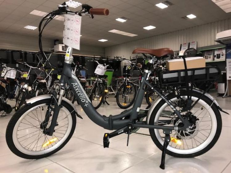 Vélo électrique Neuf Aixcelio AIXCELIO+