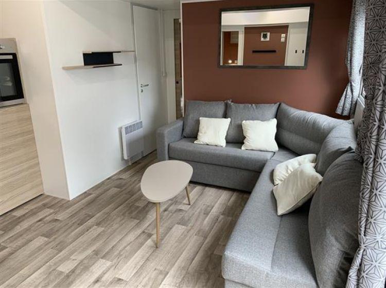 Mobil-home Neuf Résidences Trigano Inspiration 40 3 chambres 2 salle de bain