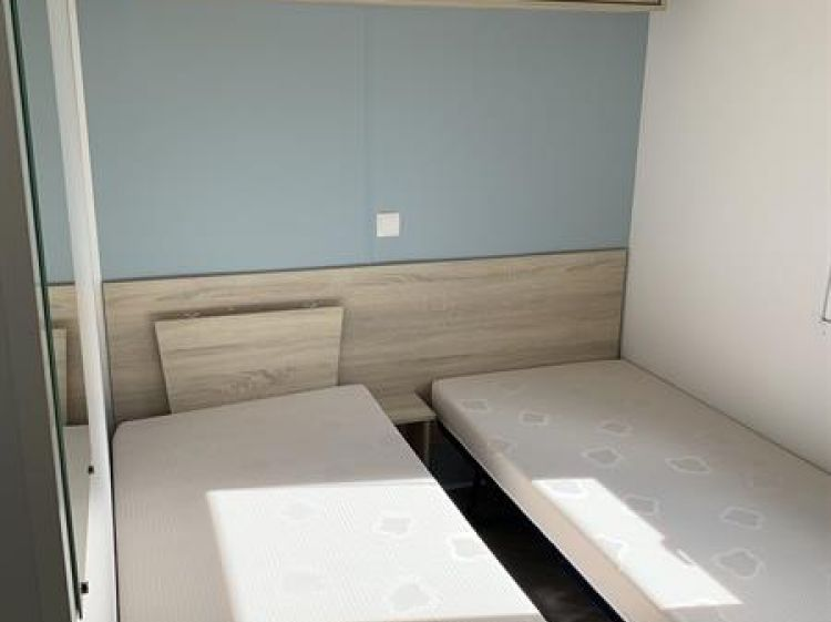 Mobil-home Neuf Résidences Trigano Intuition 40 3 ch 2 Sdb