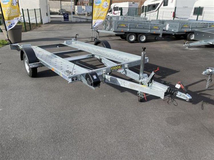 Remorque Neuf Franc Porte Voitures PV360F130
