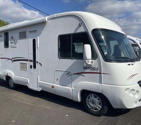 Camping-car Occasion Rapido 983F