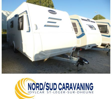 Caravane Neuf Caravelair ALBA 486 FAMILY, Compacte, Familiale
