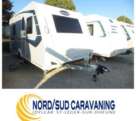 Caravane Neuf  TITANIUM 455 Salon en U, Lit à la française