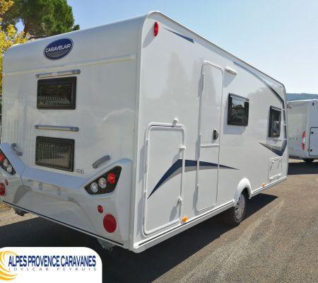 "Caravane Neuf  ALBA 486 style ""6 couchages"""