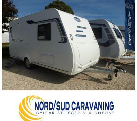 Caravane Neuf Caravelair ALBA 400