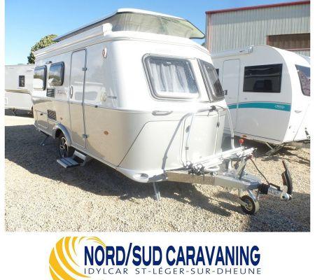 Caravane Neuf Eriba TROLL 530 60° Edition