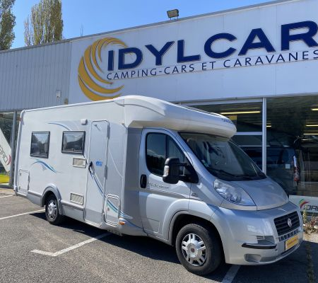 Camping-car Occasion Chausson Welcome 72
