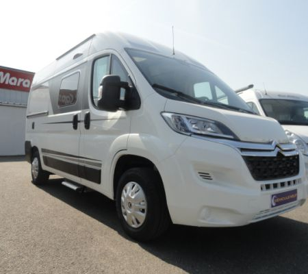 Camping-car Neuf Elios Van 54T