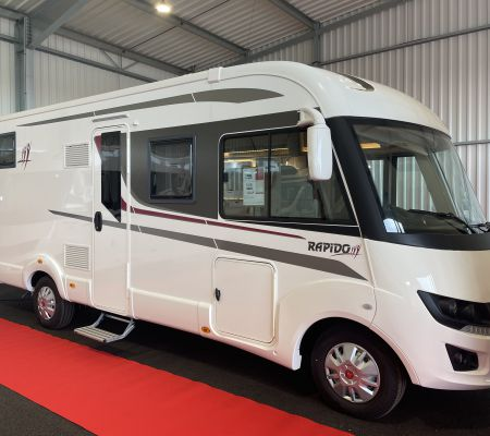 Camping-car Neuf Rapido 896F