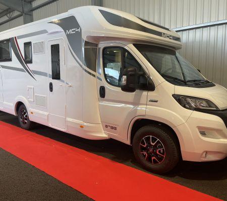 Camping-car Neuf Mc Louis 879G