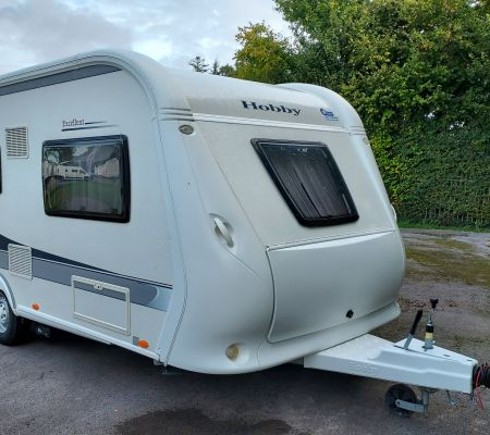 Caravane Occasion Hobby Excellent 495 UL
