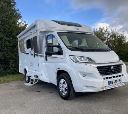 Camping-car Occasion Carado T135