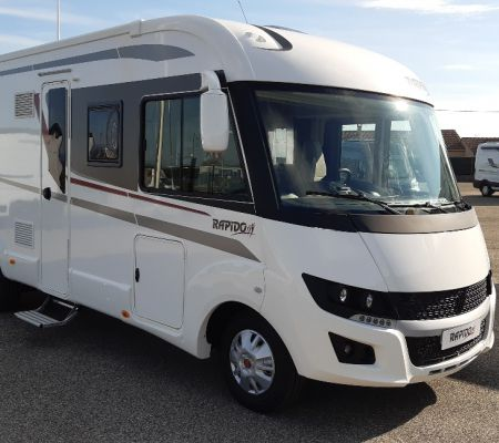 Camping-car Neuf  886F