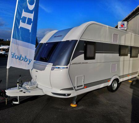 Caravane Neuf Hobby HOBBY 460 UFE