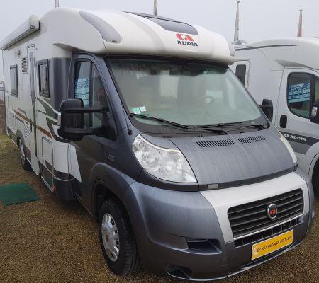 Camping-car Occasion Adria CORAL 670 SLT