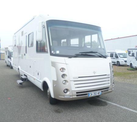 Camping-car Occasion Niesmann + Bischoff Flair 800 ICEBW