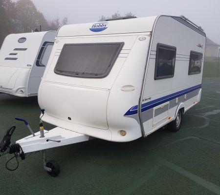 Caravane Occasion Hobby HOBBY 400 SF DE LUXE