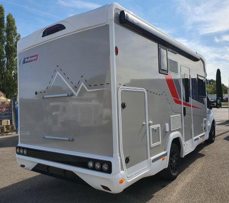 Camping-car Neuf Challenger 260 Graphite Premium Boîte Auto