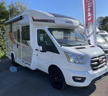 Camping-car Neuf Challenger 250 Graphite Prémium