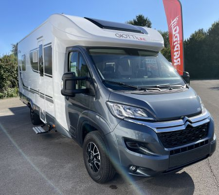 Camping-car Neuf Giottiline Therry T38