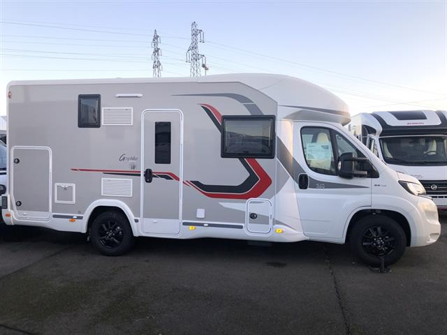 Camping-car CHALLENGER 260 Graphite Edition VIP