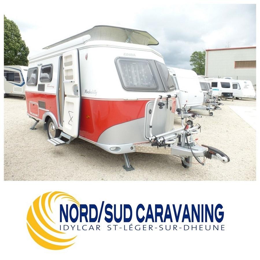 Camping-car ERIBA 530 Troll ROCKABILLY 60 Ans, Nouveauté 2022
