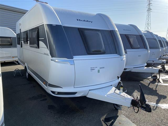 Camping-car HOBBY 540 UFF EXCELLENT