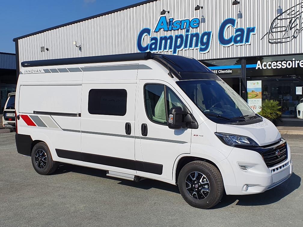 Camping-car LMC INNOVAN 600 PACK FIRST