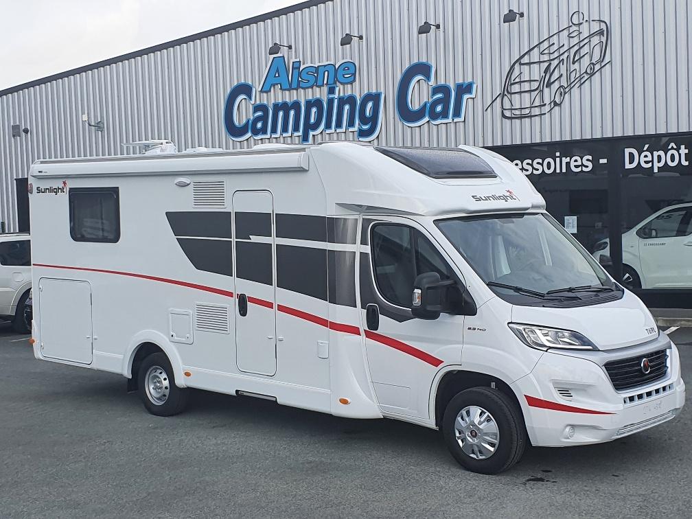 Camping-car SUNLIGHT T 69 L 2021