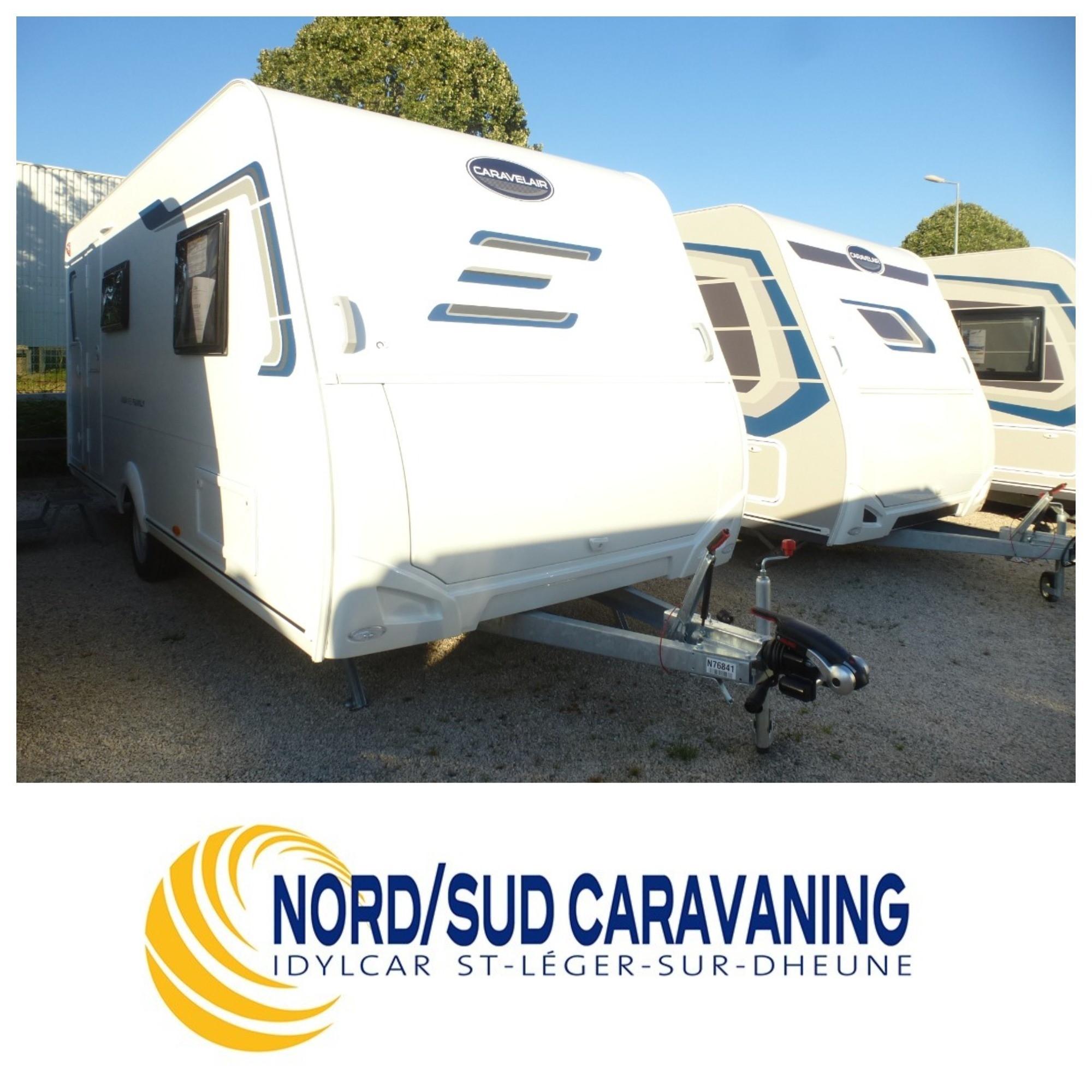 Camping-car CARAVELAIR ALBA 486 FAMILY, Compacte, Familiale