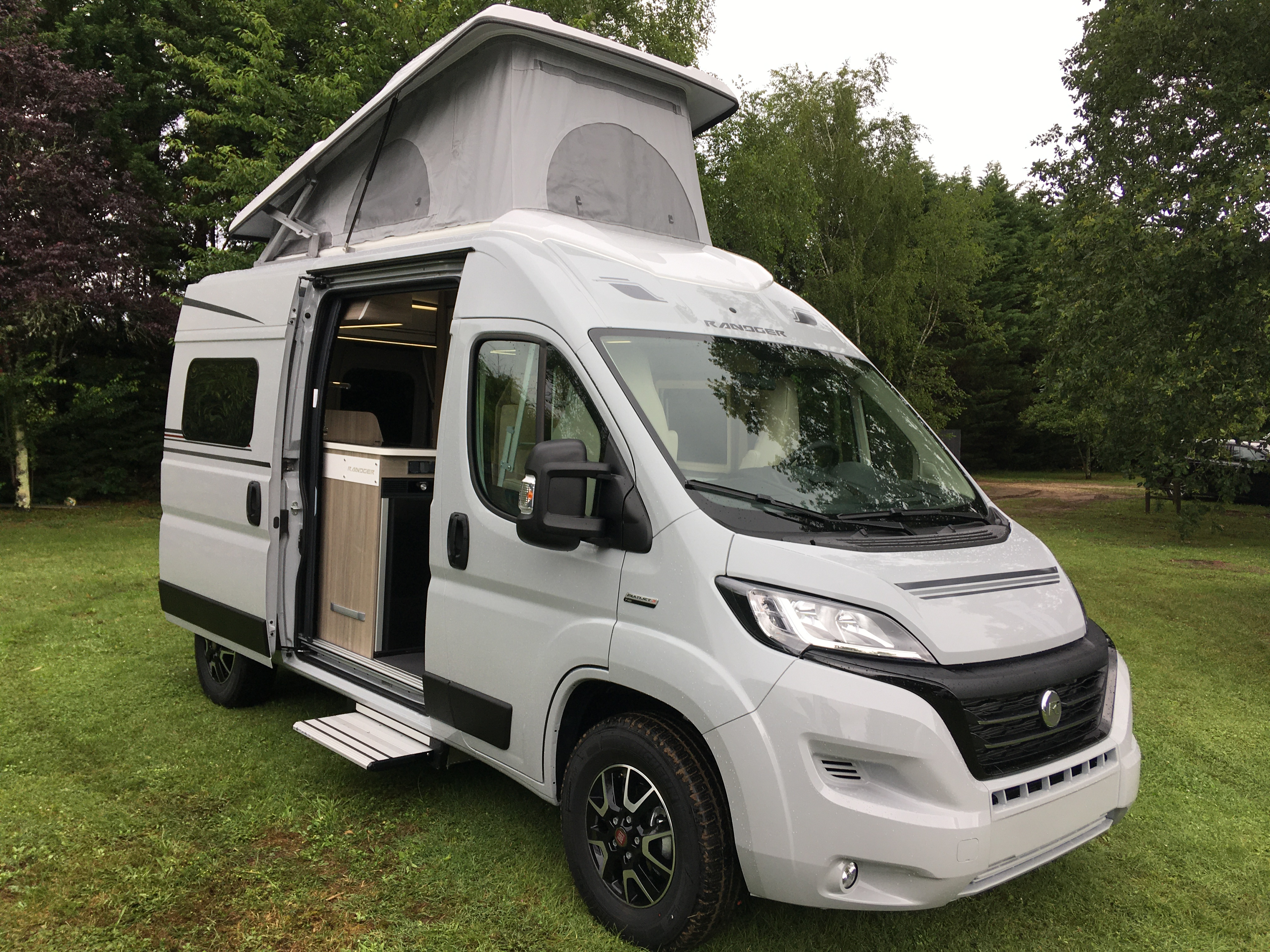 Camping-car RANDGER R540 Pop Up ( en commande)