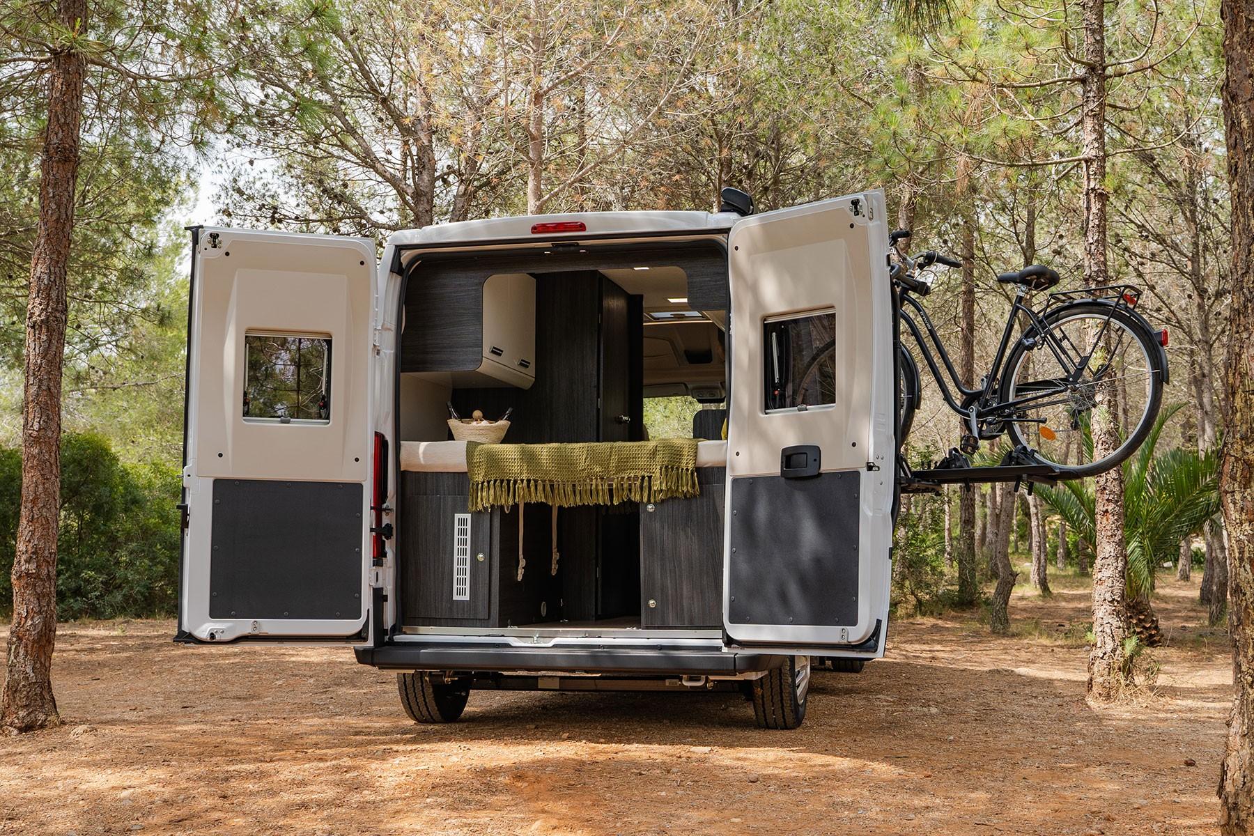 Camping-car BENIMAR Benivan 100 ( en commande)
