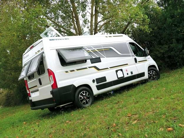 Camping-car BENIMAR Benivan 120 ( en commande)