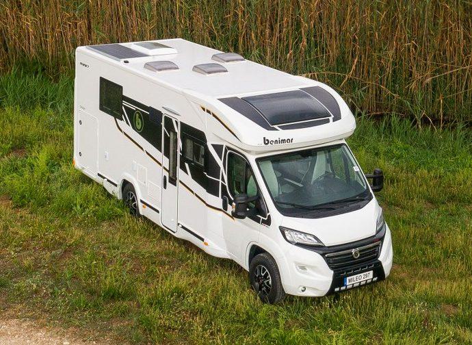 Camping-car BENIMAR MILEO 297 Alfa ( en commande )
